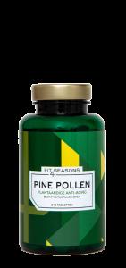 Pine-pollen